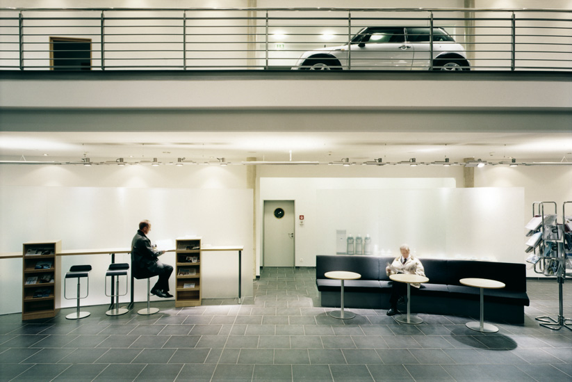 bmw ag  I  <b>project:</b> photography of subsidiaries in Germany