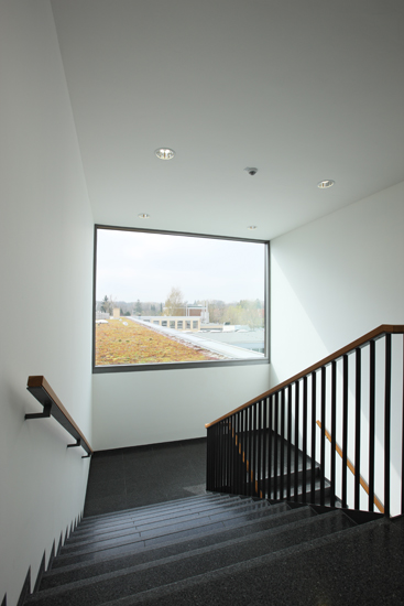 hwk schwaben  I  <b>project:</b> photography of building extension  I  <b>architects:</b> eberle architekten