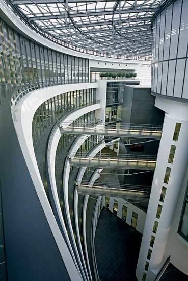 bmw ag  I  <b>project:</b> architectural photography  I  <b>architects:</b> henn architekten