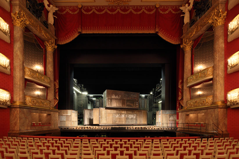 bumat gmbh  I  <b>project:</b> stage-moving system bavarian state opera