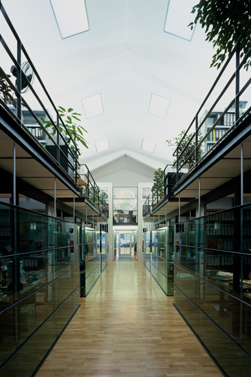 stadler & partner münchen &nbsp;I&nbsp; <b>project:</b> architectural photography