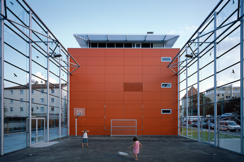 baureferat münchen &nbsp;I&nbsp; <b>project:</b> architectural photography &nbsp;I&nbsp; <b>architects:</b> rpm architekten münchen