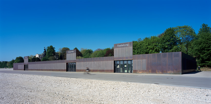 "mevaco ag  I  <b>project:</b> service centre ""theresienwiese""   I  <b>architect:</b> staab architekten berlin"