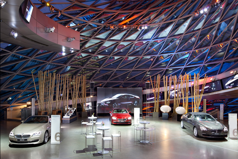 <b>client: </b>bmw ag  I  <b>project:</b> exhibition photography