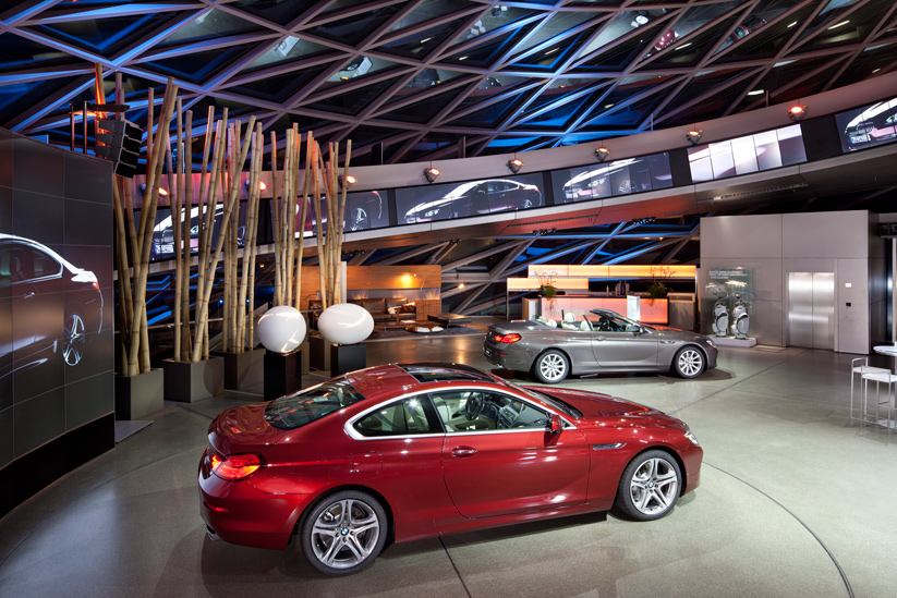 <b>client: </b>bmw ag &nbsp;I&nbsp; <b>project:</b> exhibition photography