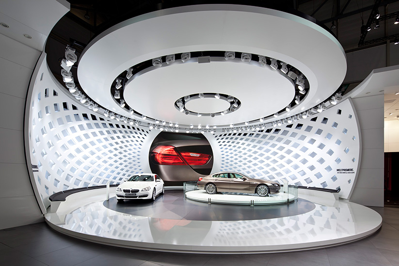 <b>kunde: </b>bmw group   <b>projekt: </b>messefotografie auto salon genf 2012	architekt: mutabor