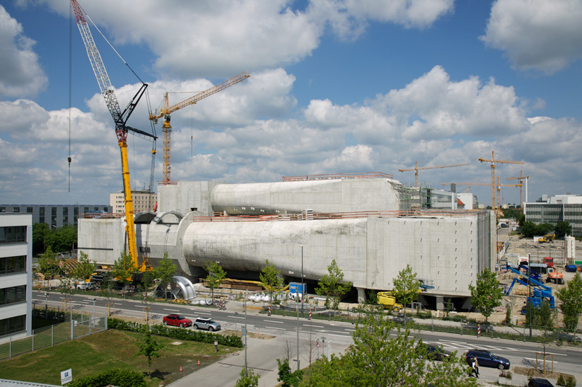 bmw ag &nbsp;I&nbsp; <b>project:</b> documentation construction works 2006-2008 &nbsp;I&nbsp; <b>architect:</b> ackermann & partner munich